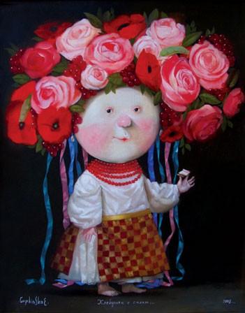 Ищу схемы картин  Художницы Евгении Гапчинской.