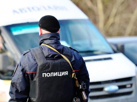Полицейский из Дагестана под…