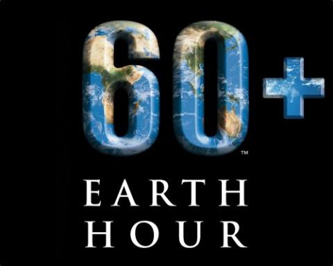 В Петербурге в «Час Земли» б…
