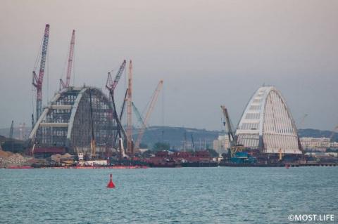 Мост в Крым будет вовремя. И…