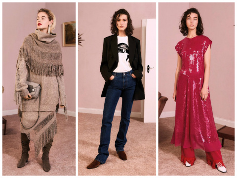 Stella McCartney Pre-fall 2017