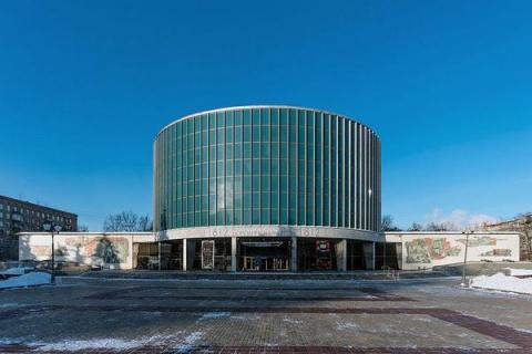 Музей-панорама «Бородинская …