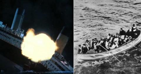 """15 малоизвестных фактов о """"Титанике"""""""