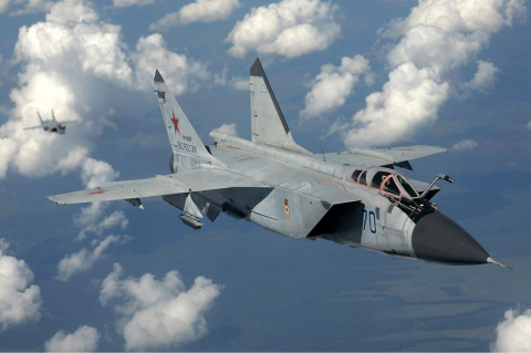 Бой в ближнем космосе: на каких высотах способен воевать российский МиГ-31 (ФОТО, ВИДЕО)