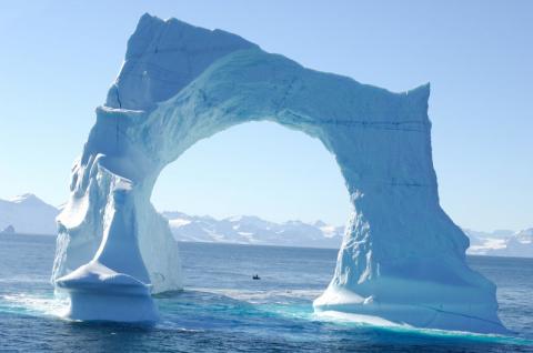 30 лучших видов на айсберги