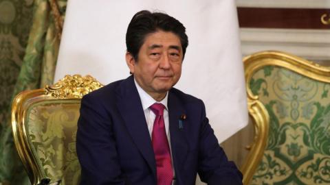 На выборах в Японии лидирует…