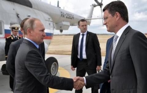 Россия выступила с «сокрушительным» заявлением по «Северному потоку-2»