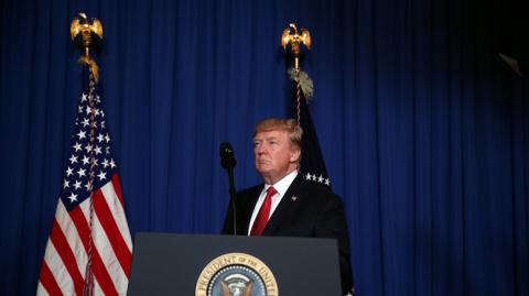 NYT: ударив по Сирии, Трамп …