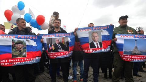Большинство россиян рады том…