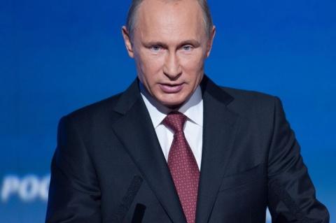 Путин вышел на тропу войны с…