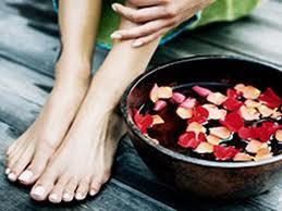 """Ванна """"Красивые ножки""""."""