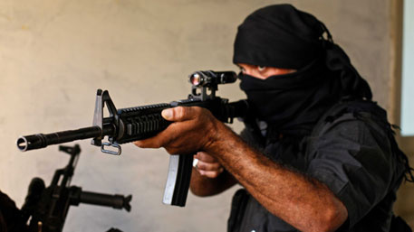 В Сирии нашли тайник террористов с американским оружием — СМИ