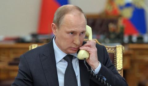 Путин выразил соболезнования…