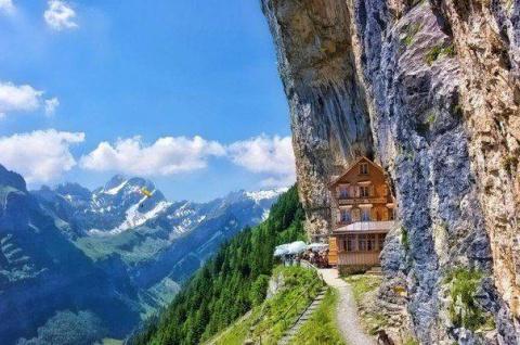 Укромные домики мира: там, где нет никого, и  хорошо!