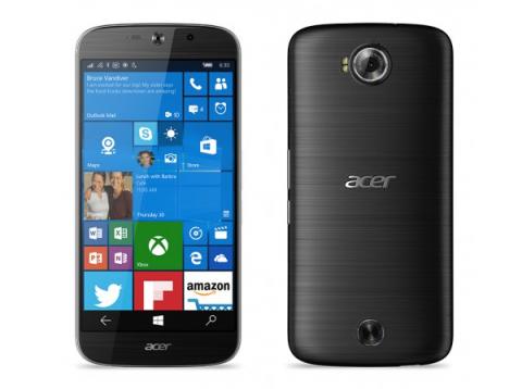Флагман Acer на Windows 10 M…