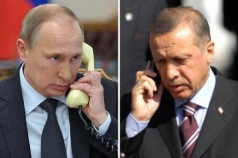 Путин иЭрдоган обсудили сит…