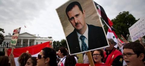Сирийская действительность и…
