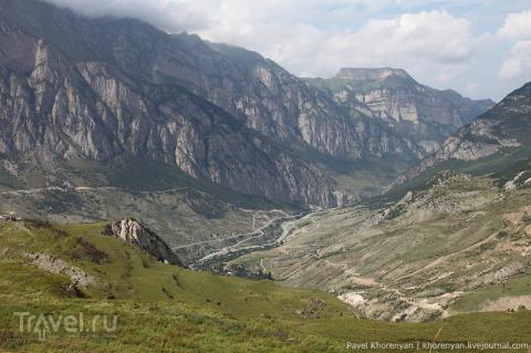 Северная Осетия. Цамад — Даг…