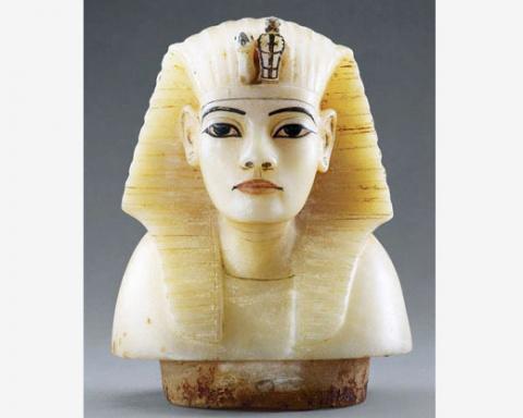 Древние цивилизации.  Гробница фараона