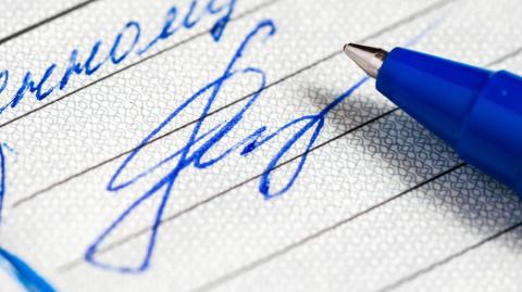 Секреты личной подписи