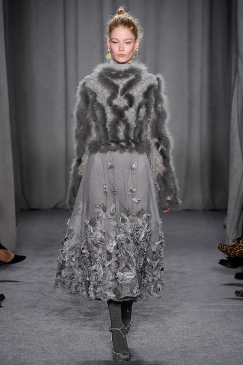 Теплые зимние платья 2017 — разнообразие , комфорт и красота