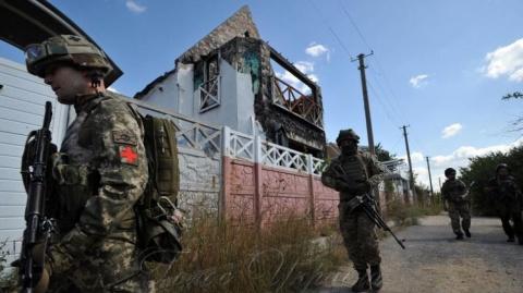 Киев предложил Донбассу обсу…