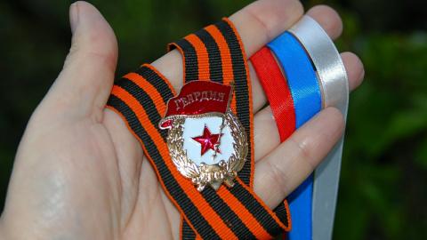 """20 украинских """"ветеранов АТО…"""