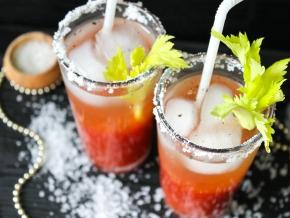 Спиртные напитки. Коктейль «Кровавая Мэри»