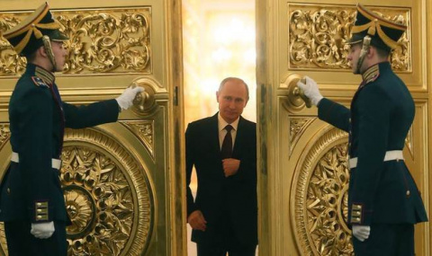 The Week: Владимир Путин не …