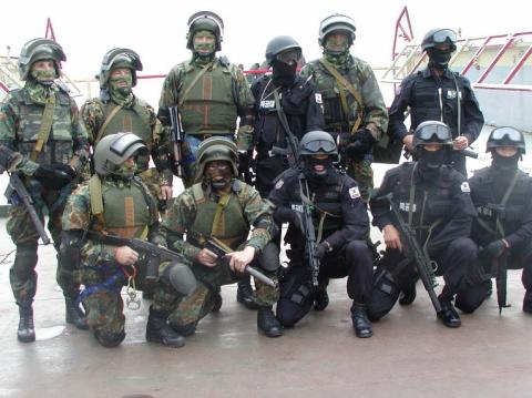 """Группа антитеррора """"Альфа"""": 40 лет на службе Отечеству"""