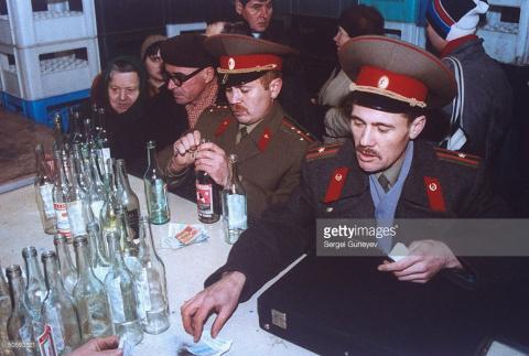 СССР — страна бытовых алкого…