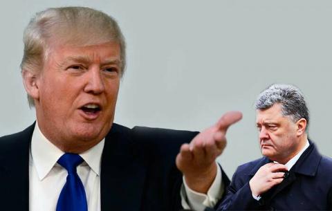 Трамп подыскивает замену Порошенко