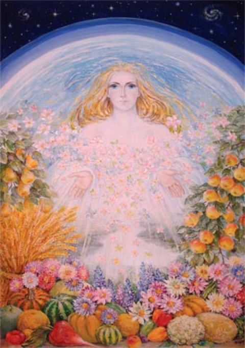 Кто такая Мать Земля?