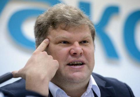 Сергей Митрохин – узник глупости: куда катится московское «Яблоко»