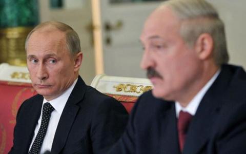 Политическая позиция Лукашен…