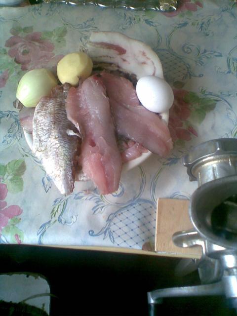"""Рыбные котлеты из """"мелочи"""""""