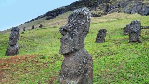 Никакого экоцида на острове Пасхи не было