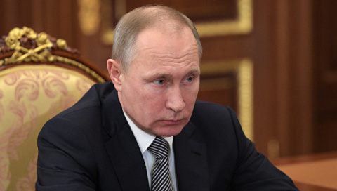 Оскорбивший Путина журналист…