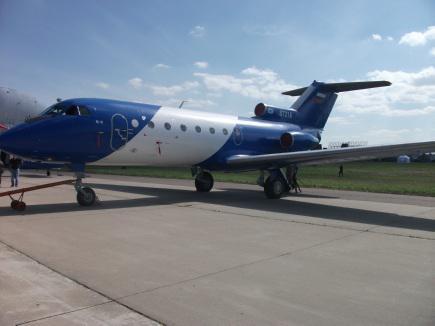 Як-40 превратят в двухдвигательный самолет