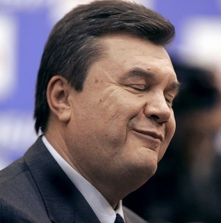 Янукович таки да...