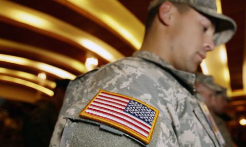 Захар Прилепин о «доблести и силе» армии США