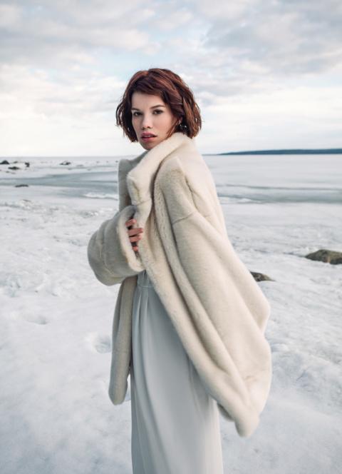 Грудастая мать русское порно фото