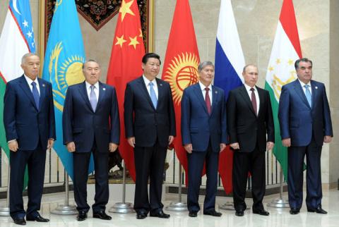 Развитие Шанхайской организации сотрудничества и закат гегемонии Запада