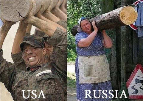 Русский менталитет