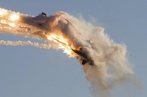ВВС США: «Страшно, когда рус…
