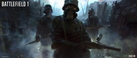 Первая мировая война в концепт-артах