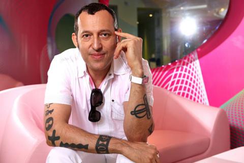 Карим Рашид поработал над «Одноклассниками»