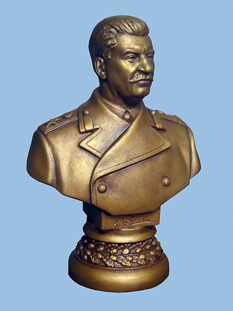 Вы за или против установки бюста Сталину на Аллее Правителей ?