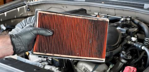 Как часто менять воздушный и салонный фильтры на наших дорогах?