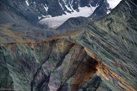 Живописная Долина Ярлу. Горный Алтай